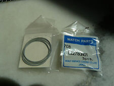 New Seiko Gasket EZ2780N01 for 8222 and 8223 models (see list)