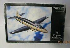 Classic Airframes 1/48 Supermarine Attacker