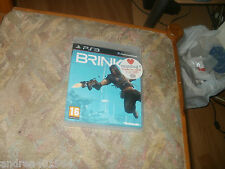Brink (PS3)   2011 | PlayStation 3