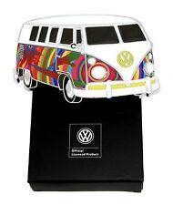Volkswagen Belt Buckle VW Camper Psychedelic Surf Design Authentic Licensed