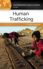 Human Trafficking: A Reference Handbook (Contemporary World Issues), Aronowitz,