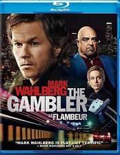 THE GAMBLER/Mark Wahlberg/NEW BLU-RAY/BUY ANY 4 ITEMS SHIP FREE