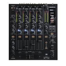 Reloop Rmx-60 Digital 4 Channel Professional Club Series DJ Mixer 2 X XLRs