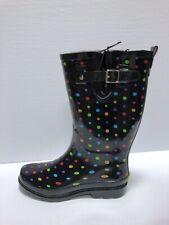 Western Chief Ditsy Dot Women's Rain Boot US8 M