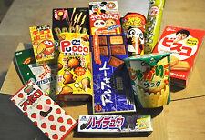 Long-sellers Set, Japan Snacks/Candies, Apollo, Hi-chew, Jagariko etc, 12 pc