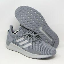 adidas Questar Ride Running Sneaker Grey Gray Silver EE8373 sz 11 CloudFoam Mens