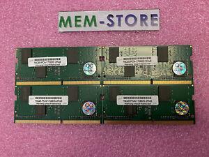 4X70J67436 64GB 4x16GB DDR4- 2133 PC4-17000S SODIMM Memory ThinkCentre M800 6th