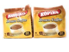 2 Packs Kopiko Brown Coffee Mix - 30 x 25g Pack
