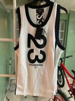 Men's NIKE Air Jordan 23 Engineered Basketball Jersey AT9781-100 Size Large NEW