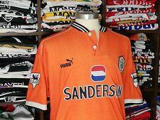 SHEFFIELD WEDNESDAY away 1997/98 shirt -DI CANIO #11-West Ham-Italy-Lazio-Maglia