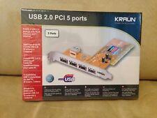 KRAUN KR.GA PCI USB 2.0 5 PORTE