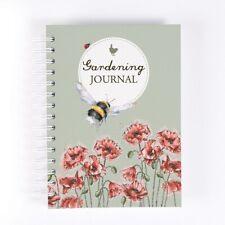 Gardening Journal Wrendale designs Mum Nan Auntie Gardener gift - FREE P&P