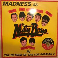 MADNESS       LP      THE  NUTTY  BOYS