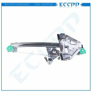 For 2003 - 2007 Cadillac CTS Rear Left LH Power Window Regulator Without Motor