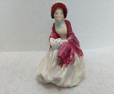 "Royal Doulton Her Ladyship Hn 1977 Figurine 7 1/2"", Excellent Condition"