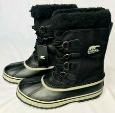 Mens Sorel 1964 Pac Nylon Winter Boots Waterproof Snow Shoes 7.5 8 9 11 12 13 14