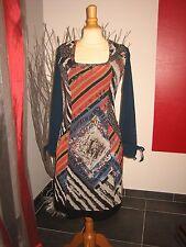 ELEGANTE  ROBE  DRESS MODELE ST MORITZ  SAVE THE QUEEN T L 38 40 UK 10 12