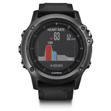 Garmin Fenix 3 HR w/Sapphire Lens | 010-01338-70 | AUTHORIZED GARMIN DEALER