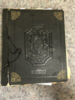 Vintage 1941 Scrapbook of Ray C Masenheimer Jr.-Hanover, PA=Needs TLC