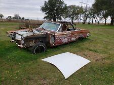 1963 Dodge 330 Convertible Polara 64 Parts or Restore -