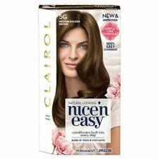 Clairol Nice' n Easy Permanent Hair Dye 5G Medium Golden Brown