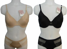 Lovable Ultralite T-Shirt Bra £6.99  2 Colours Option of Matching Briefs £2.99