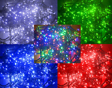 Fairy String Lights Led Christmas Tree Window Decoration Indoor & Outdoor