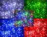Fairy String Lights Led Christmas Tree Window Decoration Indoor & Outdoor