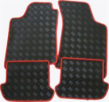Alu-Fußmatten vorne passend für Opel Corsa C  Bj 2000-2006