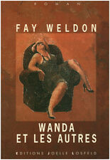 Livre Wanda et les autres Fay Weldon book