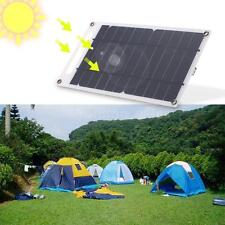 7.8W Ultra Thin Silicon Solar Panel Charger 5V USB Monocrystalline Camping N7C5