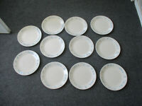 """Vintage Set of 11 Corelle Corning FIRST OF SPRING Dinner Plates 10 1/4"""""""