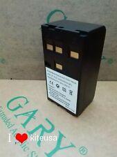 GEB121 Battery for LEICA TPS400/TPS700/TPS800/TPS1000 Total Stations 6V 4200mah