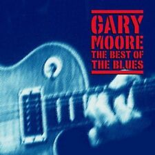 The Best of the Blues by Gary Moore (CD, Feb-2002, 2 Discs, Virgin)