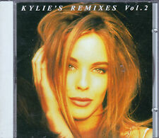 CD 11T KYLIE MINOGUE KYLIE'S REMIXES VOL.2 MADE IN JAPAN 1992 TBE