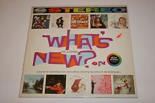 What's New? Compilation Volume 2 LP Capitol Records SN-2 VG/VG