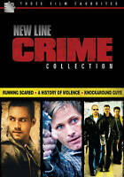 Crime Collection (DVD, 2009, 3-Disc Set)