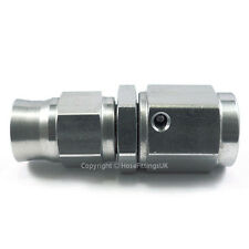 AN -3 AN3 JIC Straight STAINLESS STEEL PTFE Custom Brake Clutch Hose Fitting