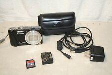 Panasonic LUMIX DMC-ZS19 14.1MP Digital Camera - Black