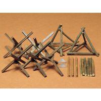 Tamiya 35027 1/35 Barricade Set Kit