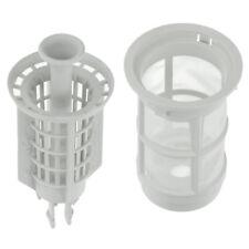 Complete 2 Piece Central Drain Scrap Mesh Filter for ZANUSSI Dishwasher