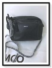 7ca7735dc8df Mimco Leather MIM Supernatural BOX Hip Across body Hand Bag Brand New Black
