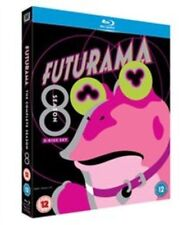 Futurama Season 8 5039036070225 Blu-ray Region B