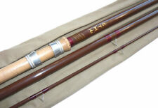 Bruce & Walker CTM 14A classic hollow glass match or float fishing rod in bes...