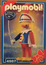 PLAYMOBIL SPECIAL 4987 BIRTHDAY Clown circus GIFT SERIES NEW MIB