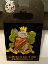 DLR Disneyland Mr.Toad's Wild Ride Sign Surprise Release Pin Limited Edition 500