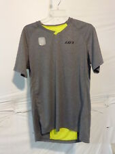 e69df278f Louis Garneau HTO 2 Cycling Jersey Men s Medium Heather Gray Retail  45
