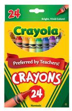 Crayola CYO523024 Lift Lid Crayon Set - 24 Color
