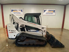 2016 Bobcat T590 Compact Cab Track Loader With Acheat Radio