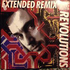 JEAN MICHEL JARRE • Revolution • Vinile 12 Mix • 1988 POLYDOR